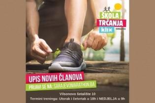 Trčanjem u Školi trčanja Klix budite fizički aktivni i umanjite psihološke posljedice koronavirusa