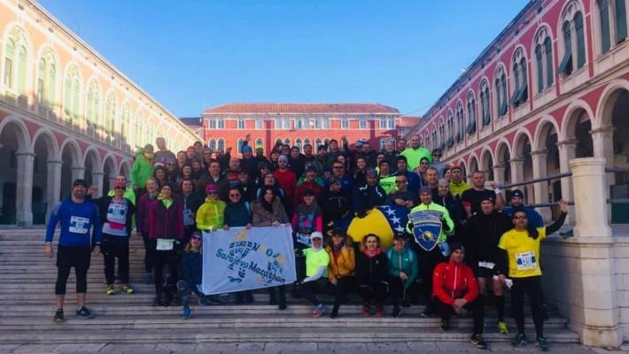 Otvorene grupne prijave za 20. Splitski (polu)maraton