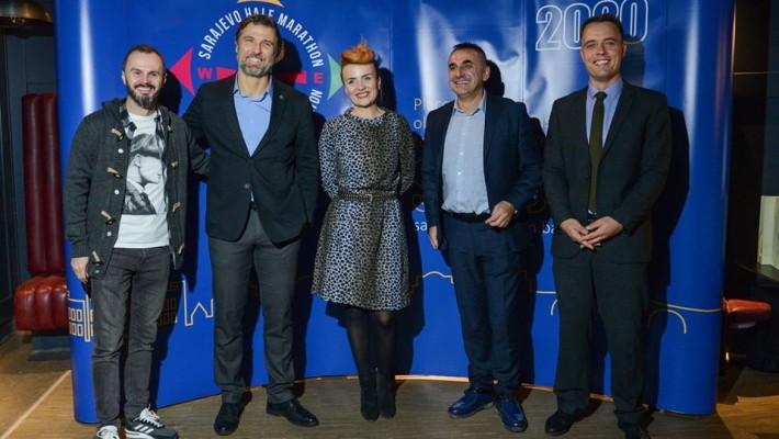 Održana press konferencija Udruženja Marathon Sarajevo: prezentovane nove trke, nova trasa polumaratona i novi vizuelni identitet