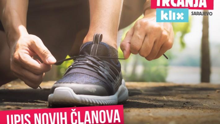 Usudi se, pokreni se: Škola trčanja Klix te zove!