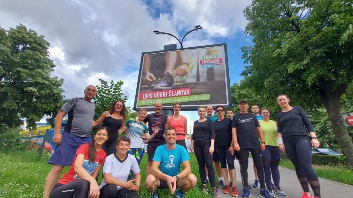 Posljednja prilika da se pridružite redovima popularne Škole trčanja Klix