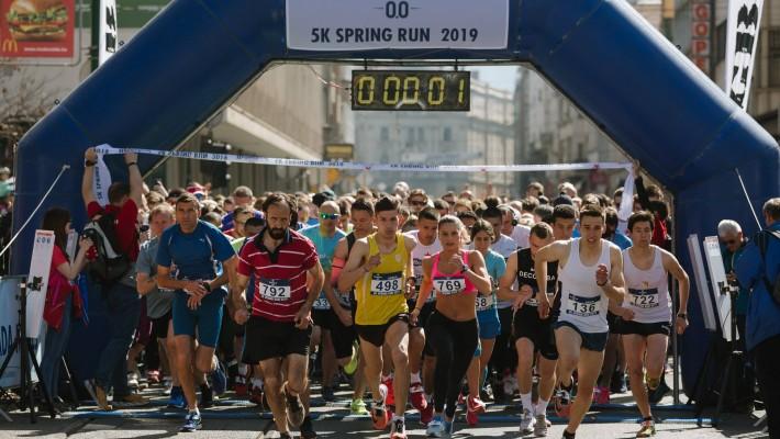 Prijavi se za ljetni izazov: Heineken 0.0 5K Spring Run i Sarajevo Family Run