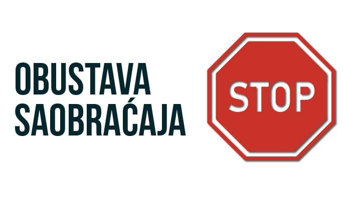 Izmjena režima saobraćaja - 19.09.2021.